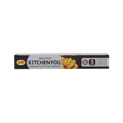 KTC Kitchen Foil Embossed 10m x 300mm
