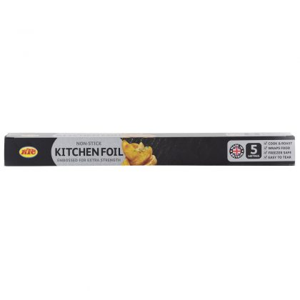 KTC Kitchen Foil Embossed 5m x 450mm