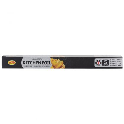 KTC Kitchen Foil Embossed 10m x 450mm